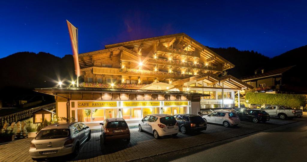 Hotel Alphof, Альпбах, Австрия