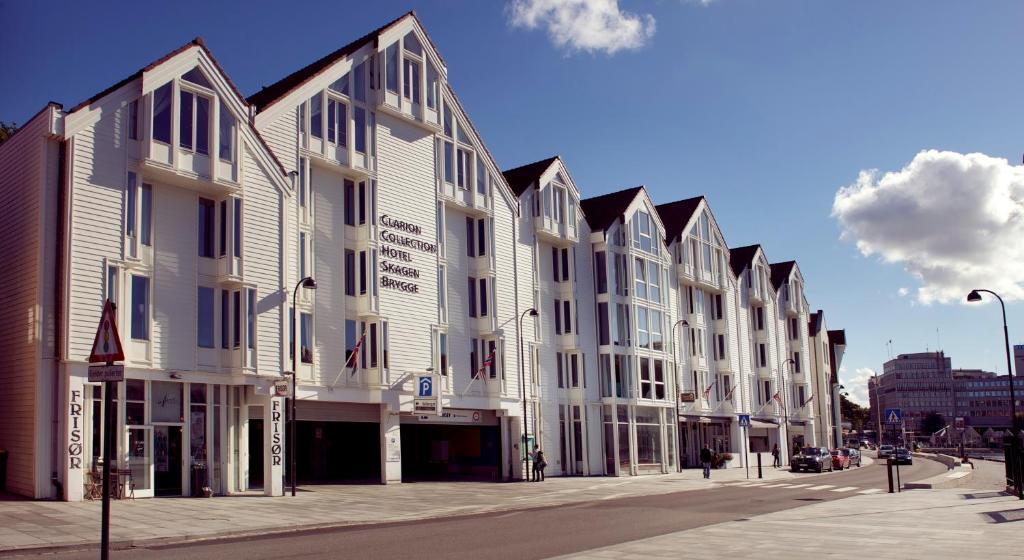 Clarion Collection Hotel Skagen Brygge, Ставангер, Норвегия