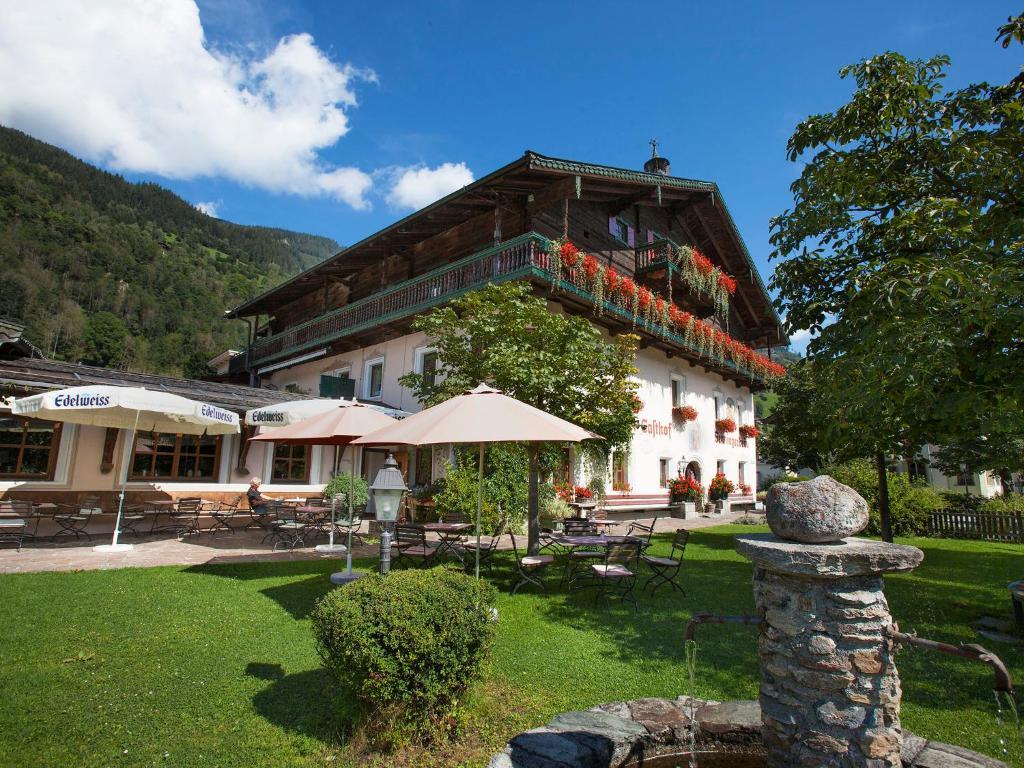 Hotel Senningerbräu, Вальд, Австрия
