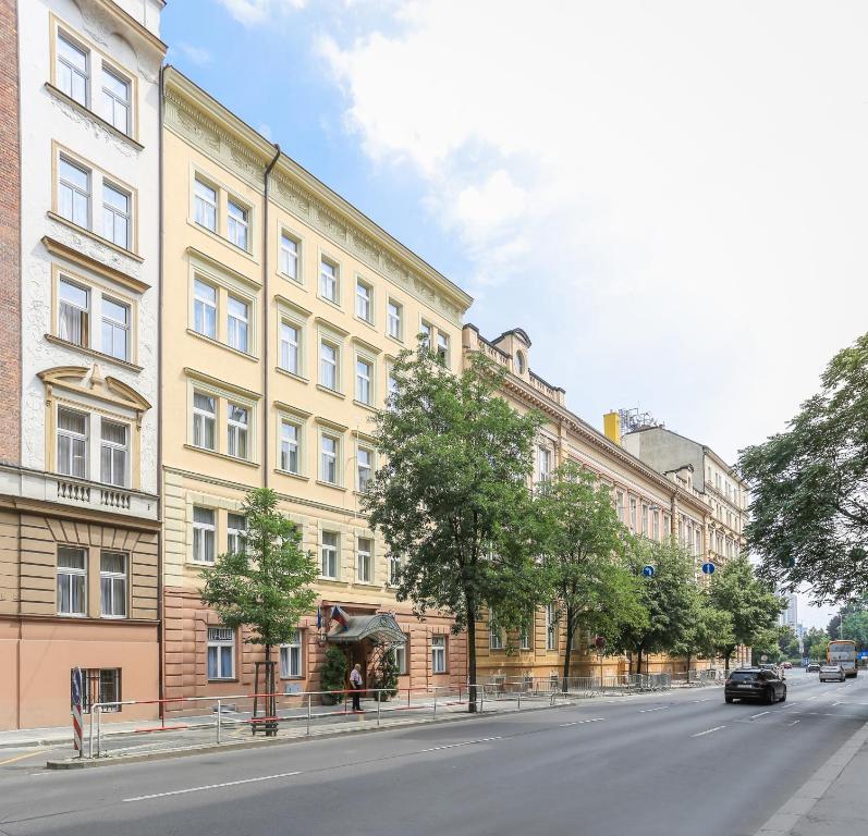 Отель City Club Prague, Прага