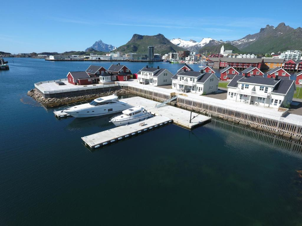 Rorbuanlegget Svolvær Havn, Сволваер, Норвегия