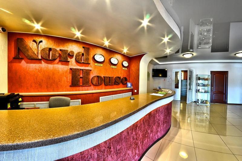 Отель Nord House, Вологда