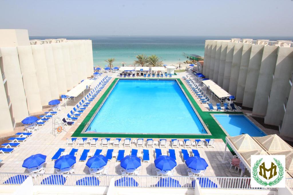 Beach Hotel Sharjah, Шарджа, ОАЭ