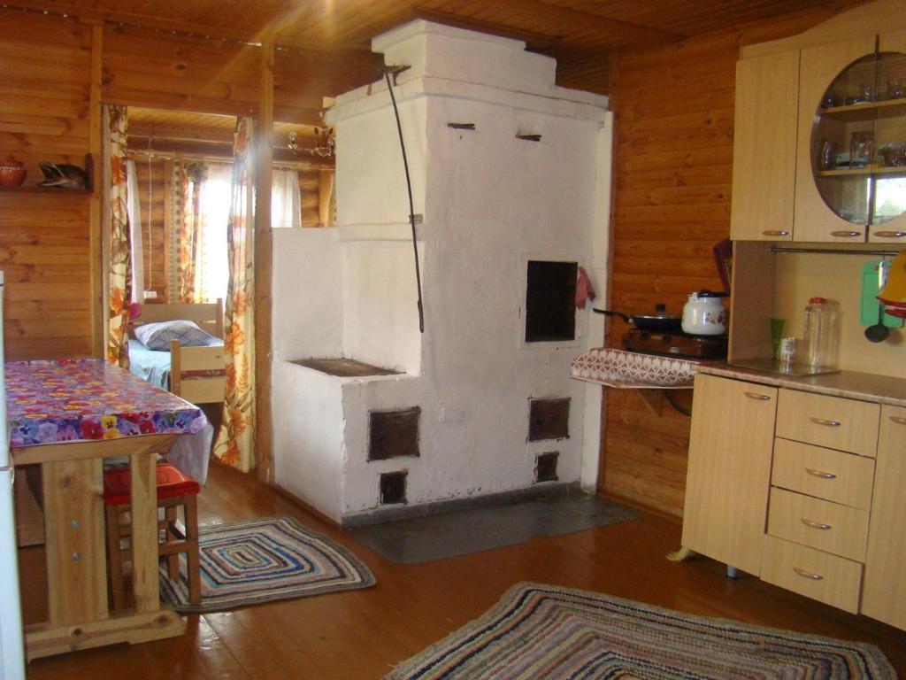 Дом для отпуска Лекшмозеро, Морщихинская