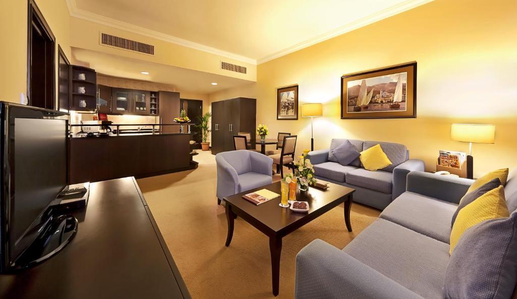 Al Manzel Hotel Apartments, Абу-Даби, ОАЭ