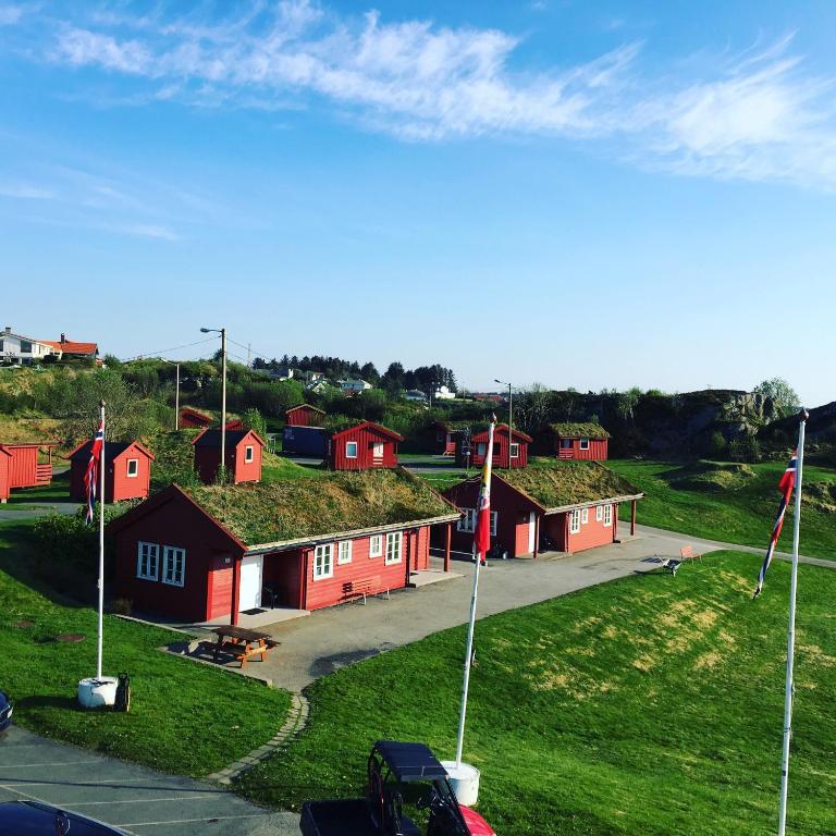 Haraldshaugen Camping, Хаугесунд, Норвегия