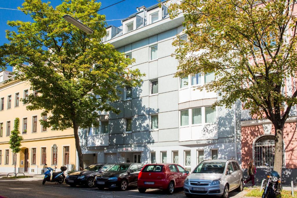 Apartmenthotel Residenz Donaucity, Вена