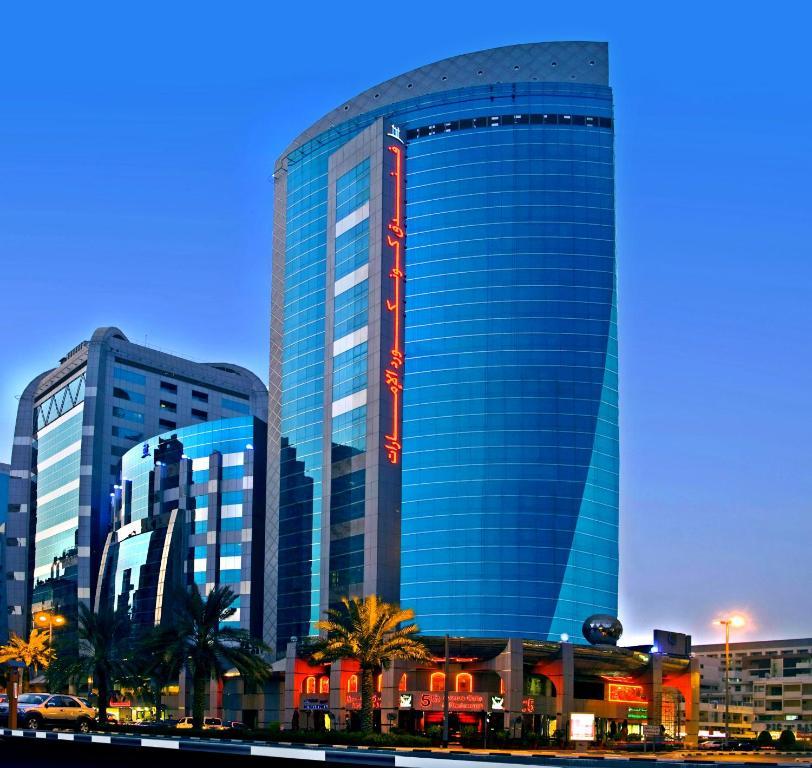 Emirates Concorde Hotel & Apartments, Дубай, ОАЭ