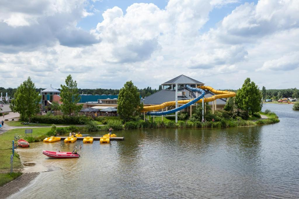 Oostappen Vakantiepark Prinsenmeer, Эйндховен, Нидерланды