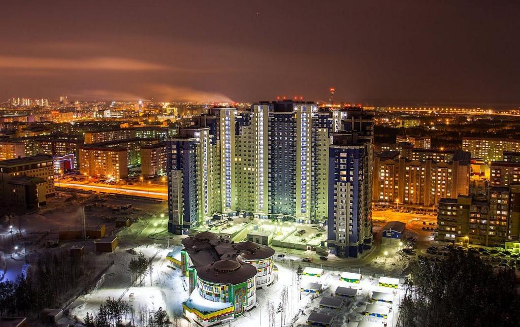 Апартаменты Центр Сургут