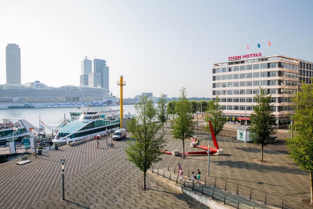 Thon Hotel Rotterdam City Centre, Роттердам, Нидерланды