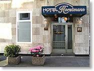 Hotel Horstmann Garni, Мюнстер