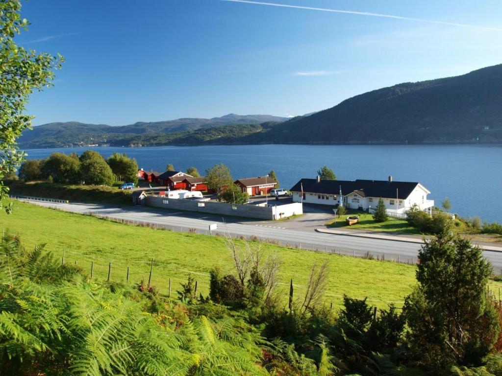 Langenuen Motel & Camping, Стур, Норвегия