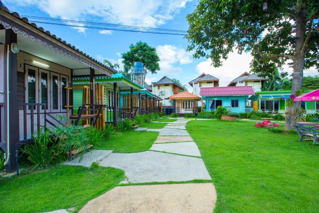 Курортный отель Prawdao Resort, Пай