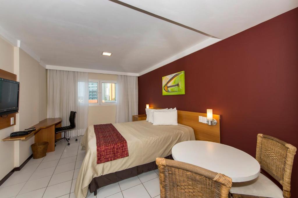 Отель Red Roof Inn Natal, Натал