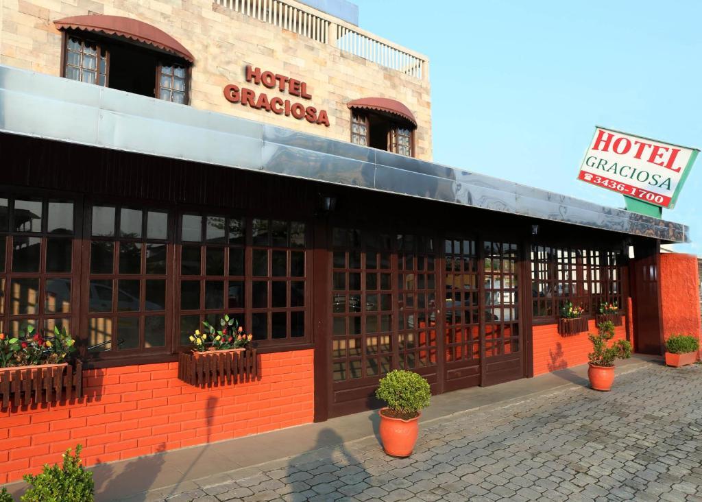 Отель Hotel Graciosa, Жоинвили
