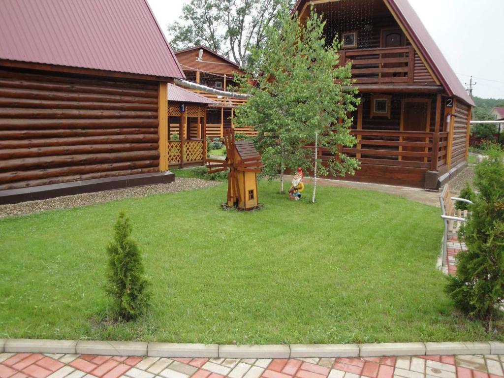 Гостевой дом Теремок, Гуамка