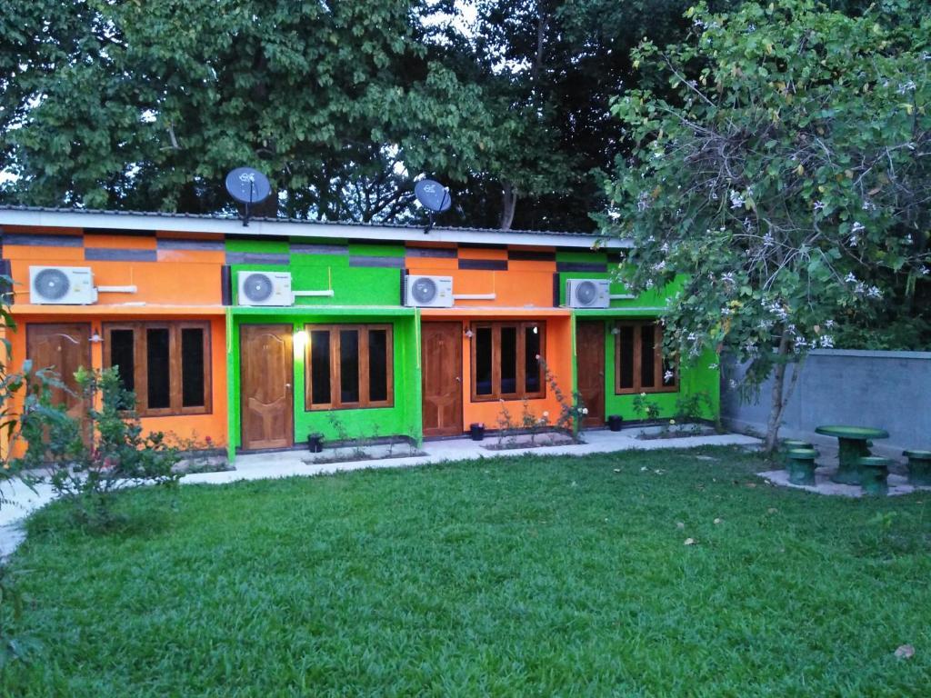 Гостевой дом Pai Friendly Resort, Пай