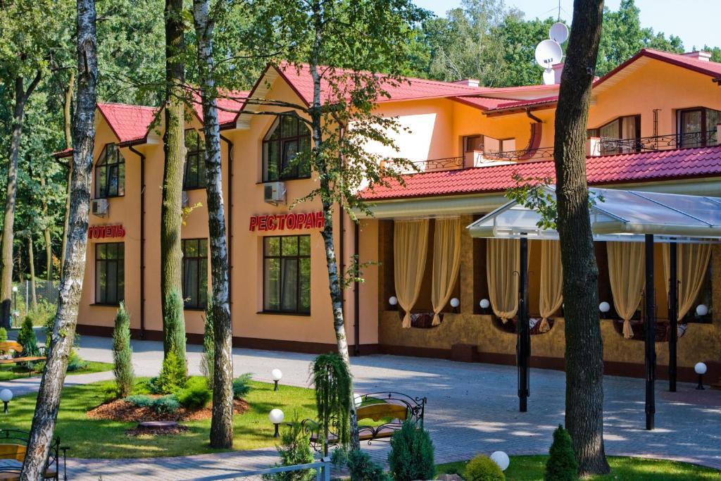 Отель Зеленый Гай, Копачовка