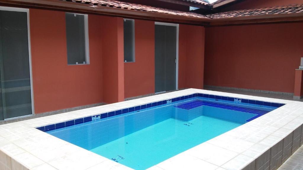 Гостевой дом Suite Recanto Cheiro Verde, Карагуататуба