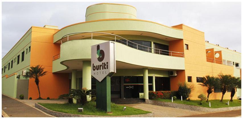 Отель Buriti Hotel, Жатаи