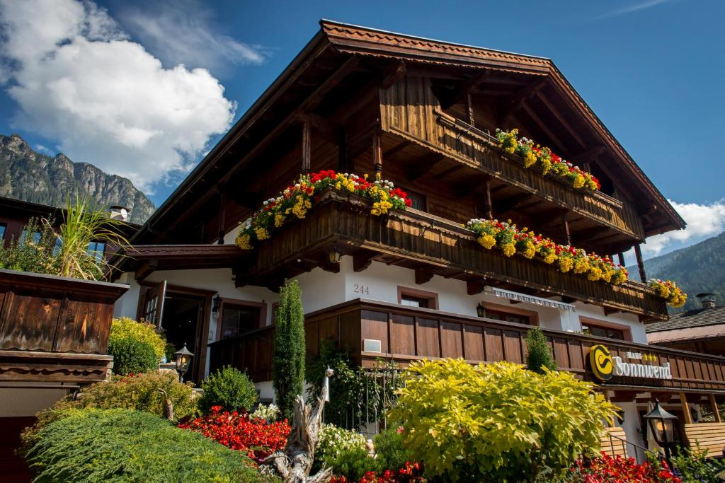 Haus Sonnwend, Альпбах, Австрия