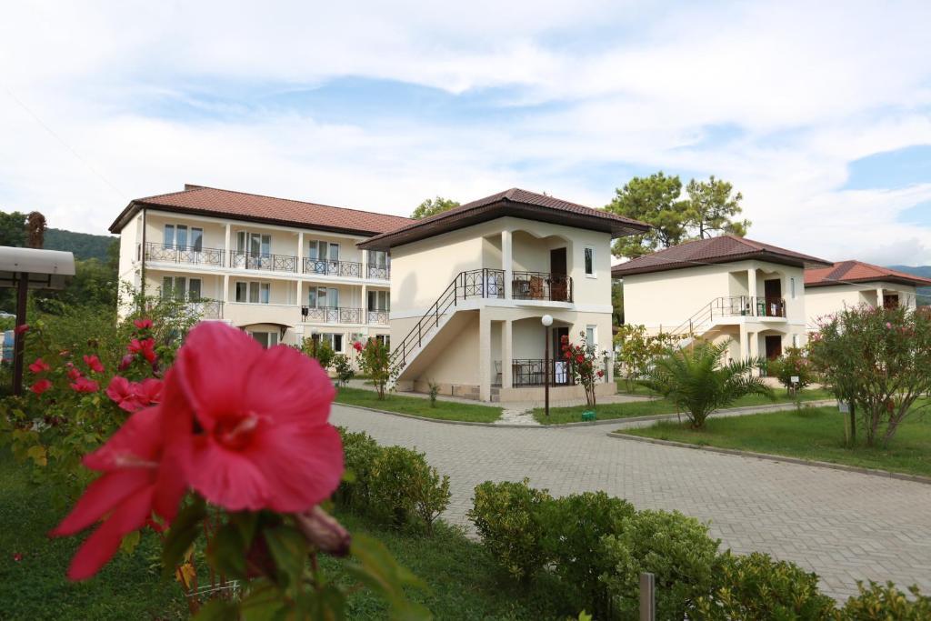 Отель Анакопия Club, Новый Афон, Абхазия