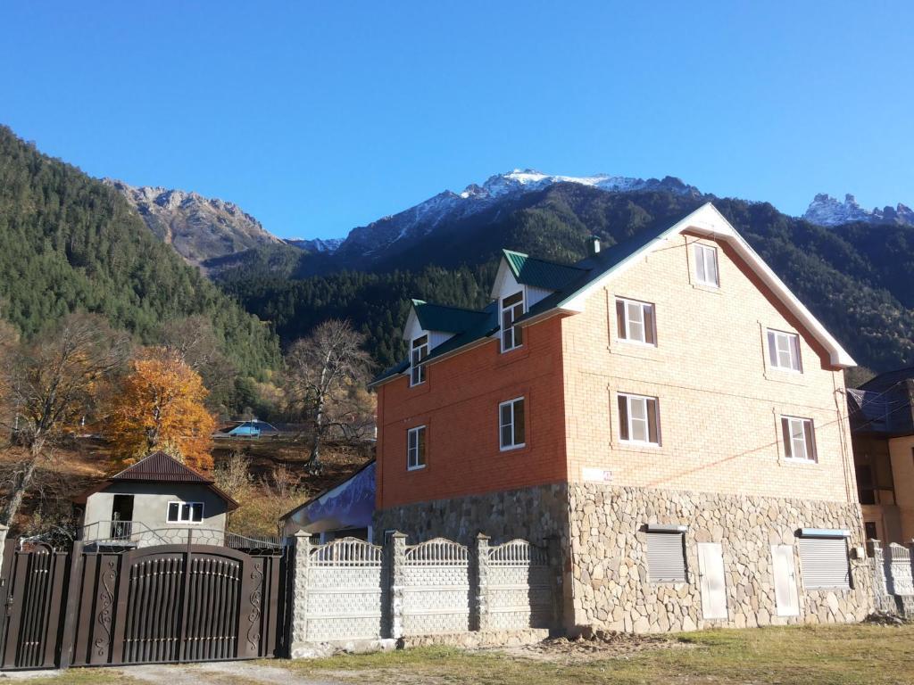 Гостевой дом Теберда