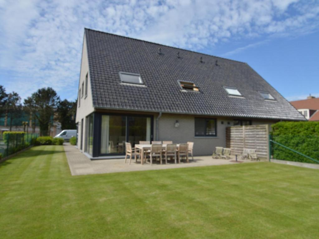 Villa Oostende, Остенде, Бельгия