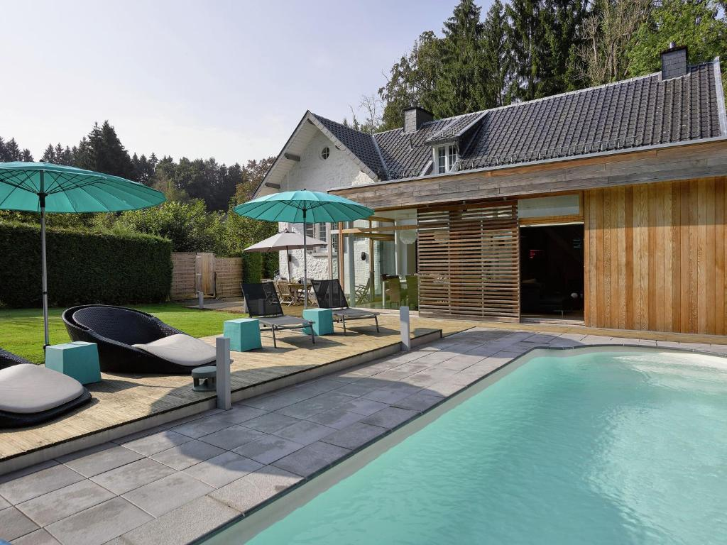 Villa White, Спа, Бельгия