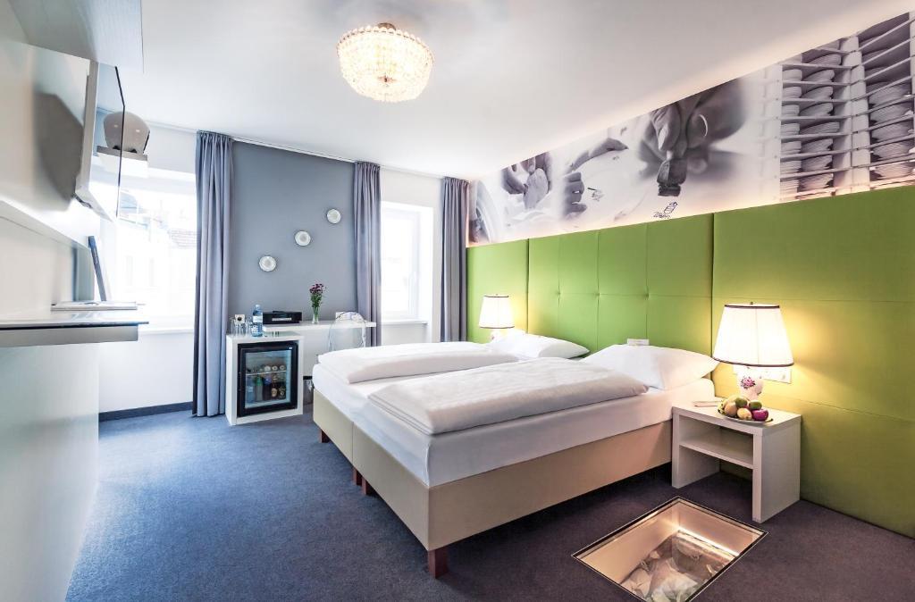 Boutique Hotel Donauwalzer, Вена, Австрия