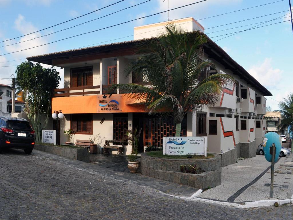 Отель Hotel Enseada de Ponta Negra, Натал