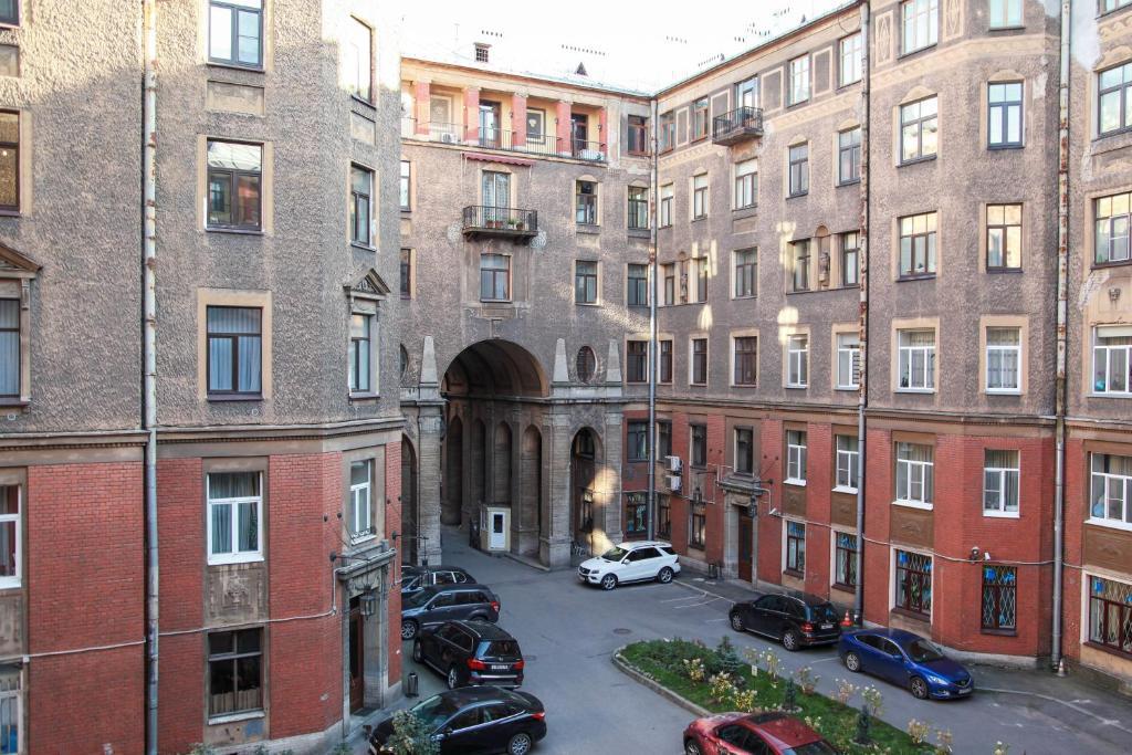 Апарт-отель Home SPb, Санкт-Петербург