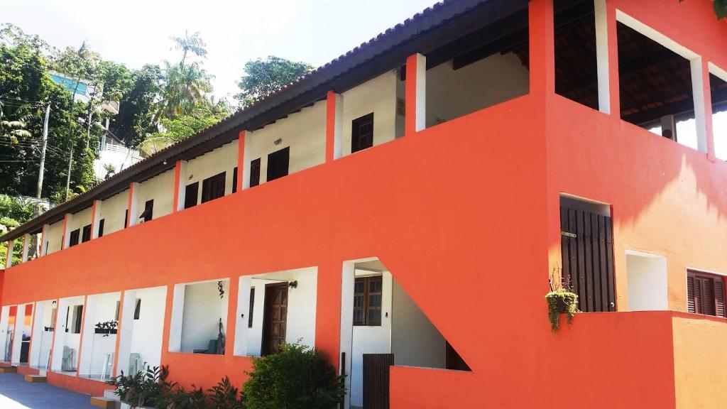 Апартаменты Recanto Casa de Pedrinha, Карагуататуба