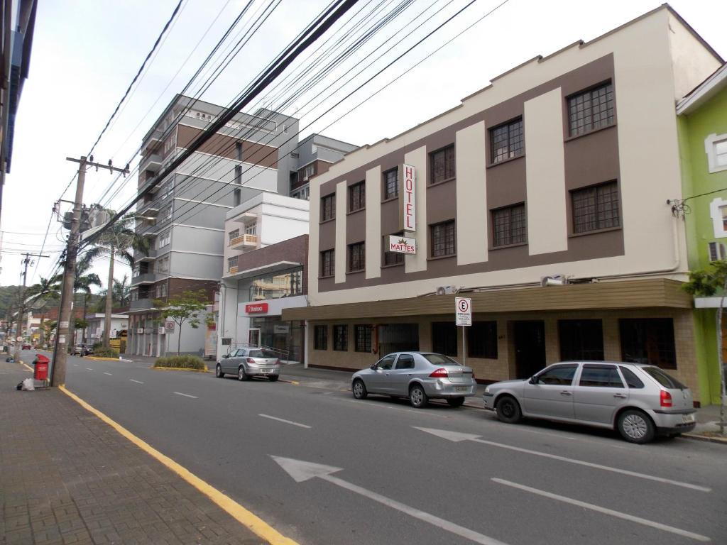 Отель Hotel Mattes, Жоинвили
