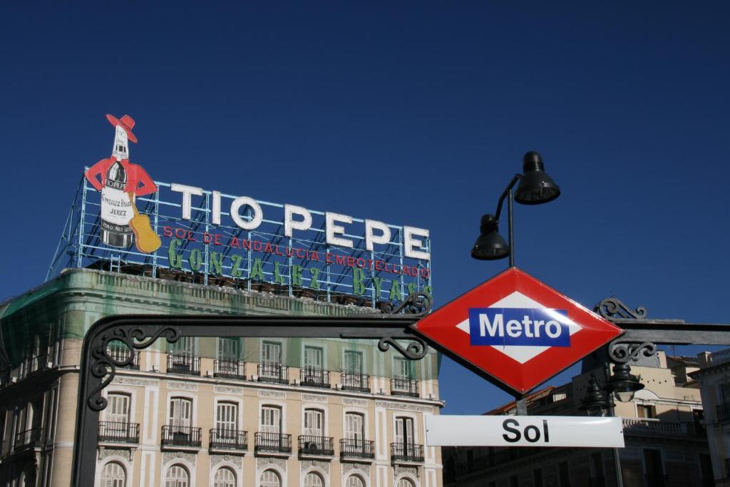 Hostal Murcia, Мадрид