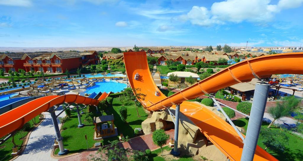 Jungle Aqua Park, Хургада, Египет