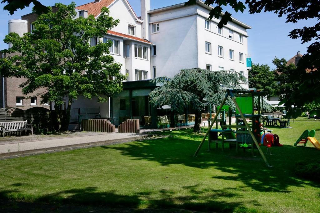 Parkhotel, Де Панне, Бельгия