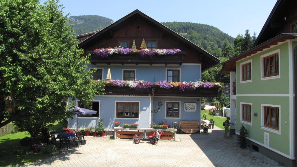 Pension Sydler, Бад-Ишль, Австрия