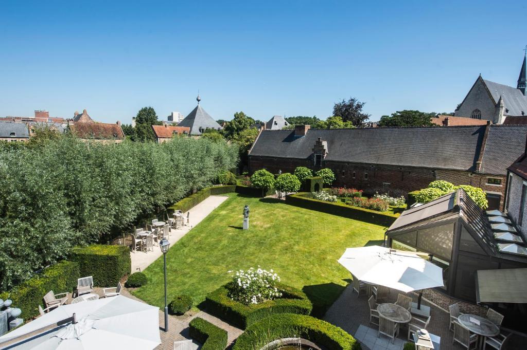 Begijnhof Hotel, Левен, Бельгия