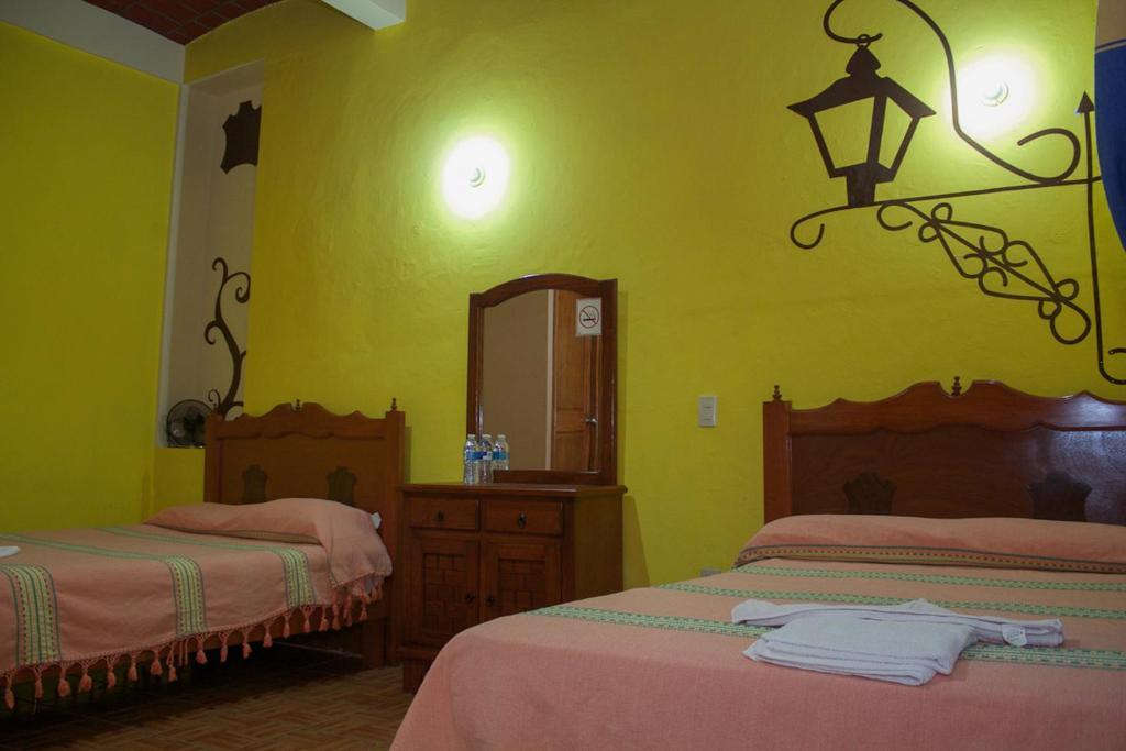 Отель Posada Mi Rosita, Оахака-де-Хуарес