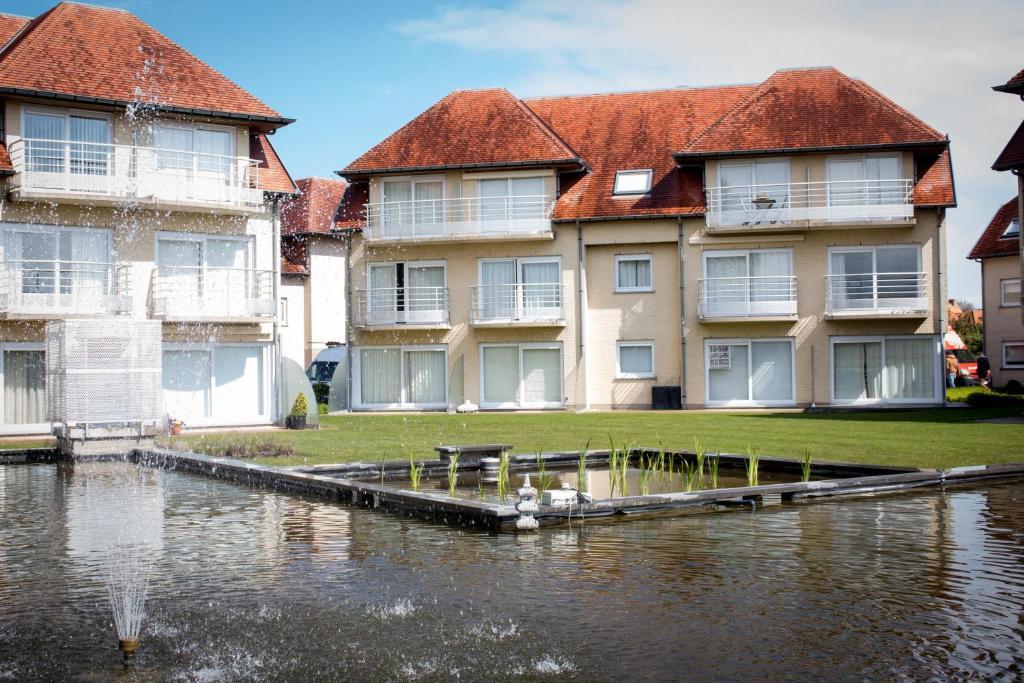 Holiday Suites De Haan, Де-Хаан, Бельгия