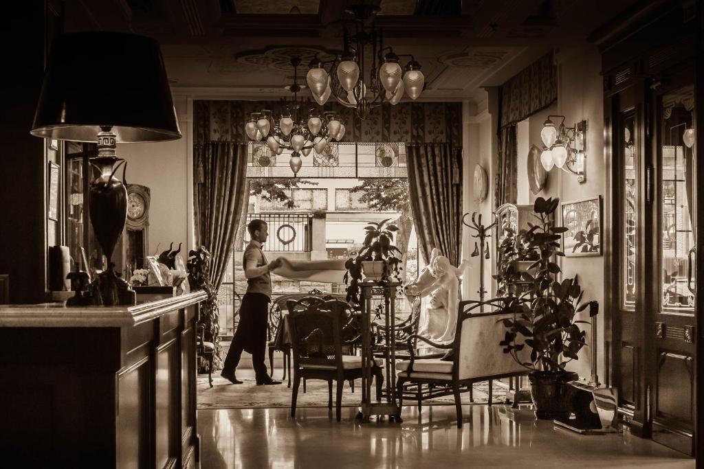 Отель Руссо Балт, Москва