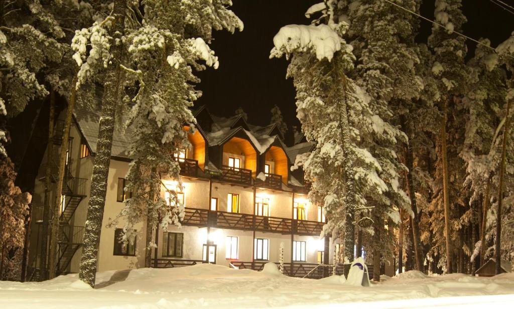 Отель Лагуна, Терскол