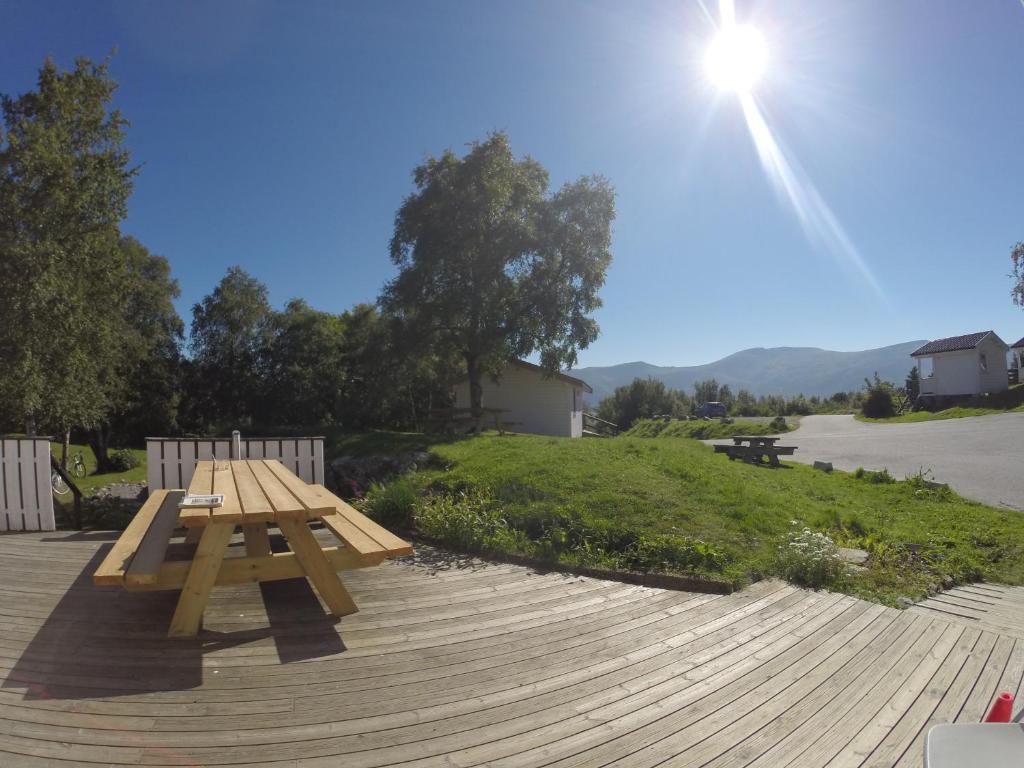 Volsdalen Camping, Алесунд, Норвегия