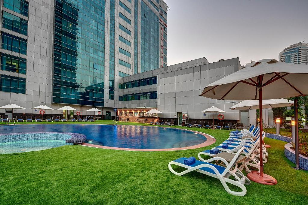 Marina View Deluxe Hotel Apartment, Дубай, ОАЭ