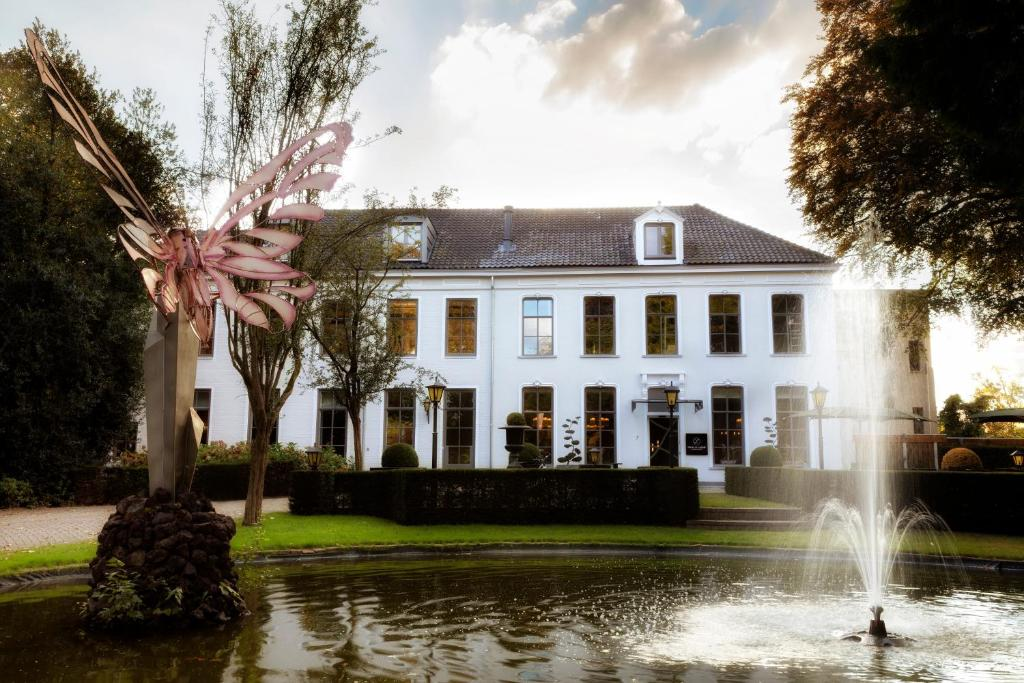 Hotel de Leijhof Oisterwijk, Эйндховен, Нидерланды