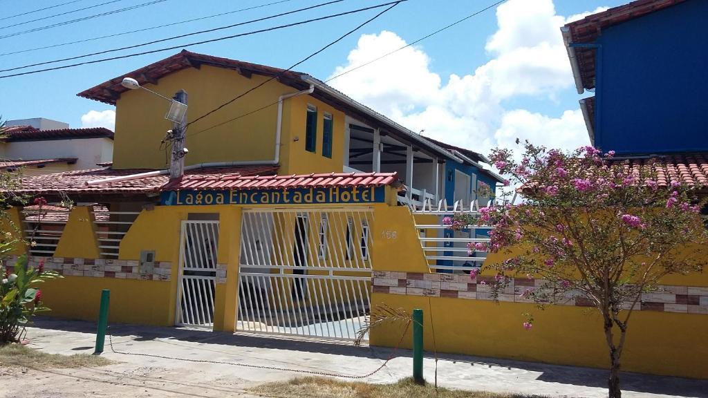 Гостевой дом Lagoa Encantada I, Ильеус