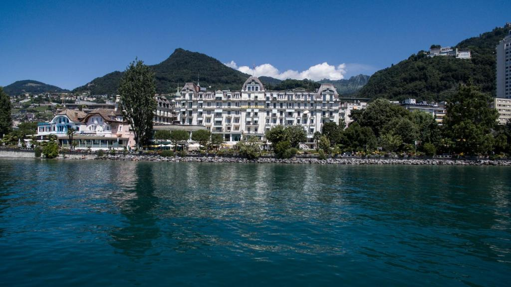 Hotel Eden Palace au Lac, Монтрё