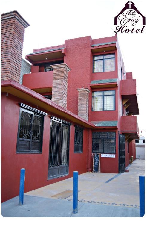Отель Hotel Santa Cruz, Оахака-де-Хуарес